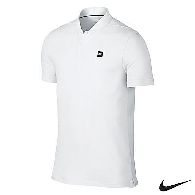 Nike Golf 素面排汗短袖POLO衫 白 824402-100