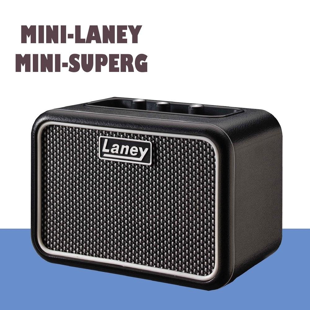 Laney MINI-SUPERG小音箱/攜帶方便/音質優良/體積易收納