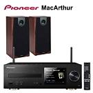 【Pioneer】CD網絡播放器+MacArthur揚聲器(XC-HM86+MS-760)