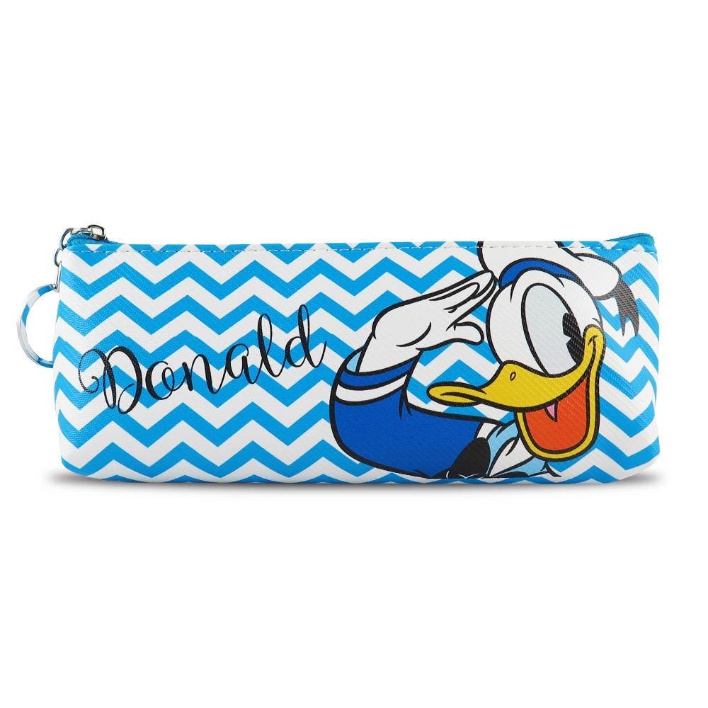 Disney迪士尼線條系列筆袋_唐老鴨