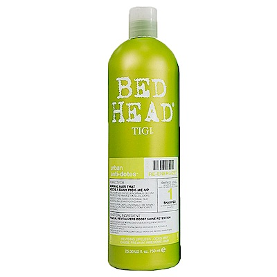 TIGI 摩登活力洗髮精750ML