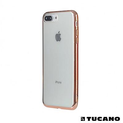 TUCANO ELEKTRO 全機防護TPU保護套 iPhone7/8 Plus-粉