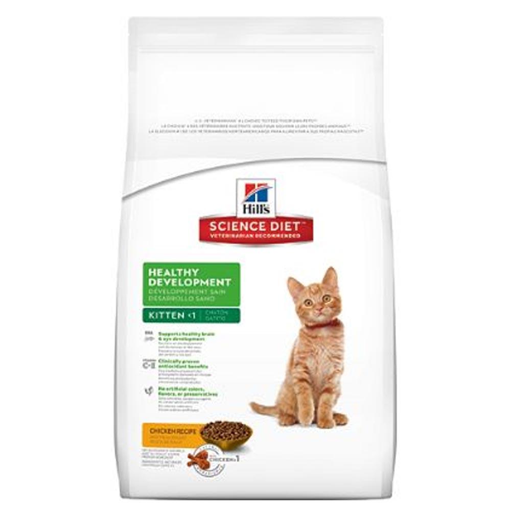 希爾思Hills幼貓均衡發育配方4kg