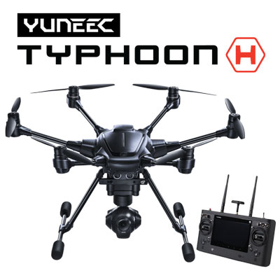 【YUNEEC】Typhoon H Brochure 六軸4K空拍機