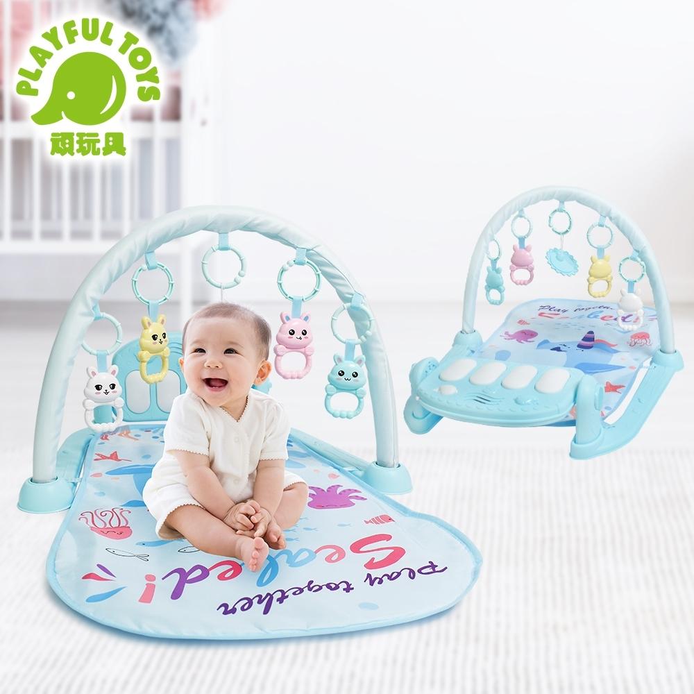 Playful Toys 頑玩具 嬰兒健身架 (顏色可挑選)