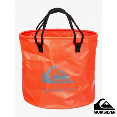 【 QUIKSILVER】WILD SEA 防寒衣專用防水水桶包 橘色