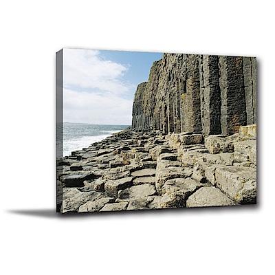 24mama掛畫-單聯式橫幅 掛畫無框畫 海景-40x30cm