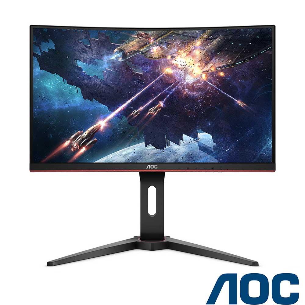 AOC C27G1 27型曲面電競螢幕