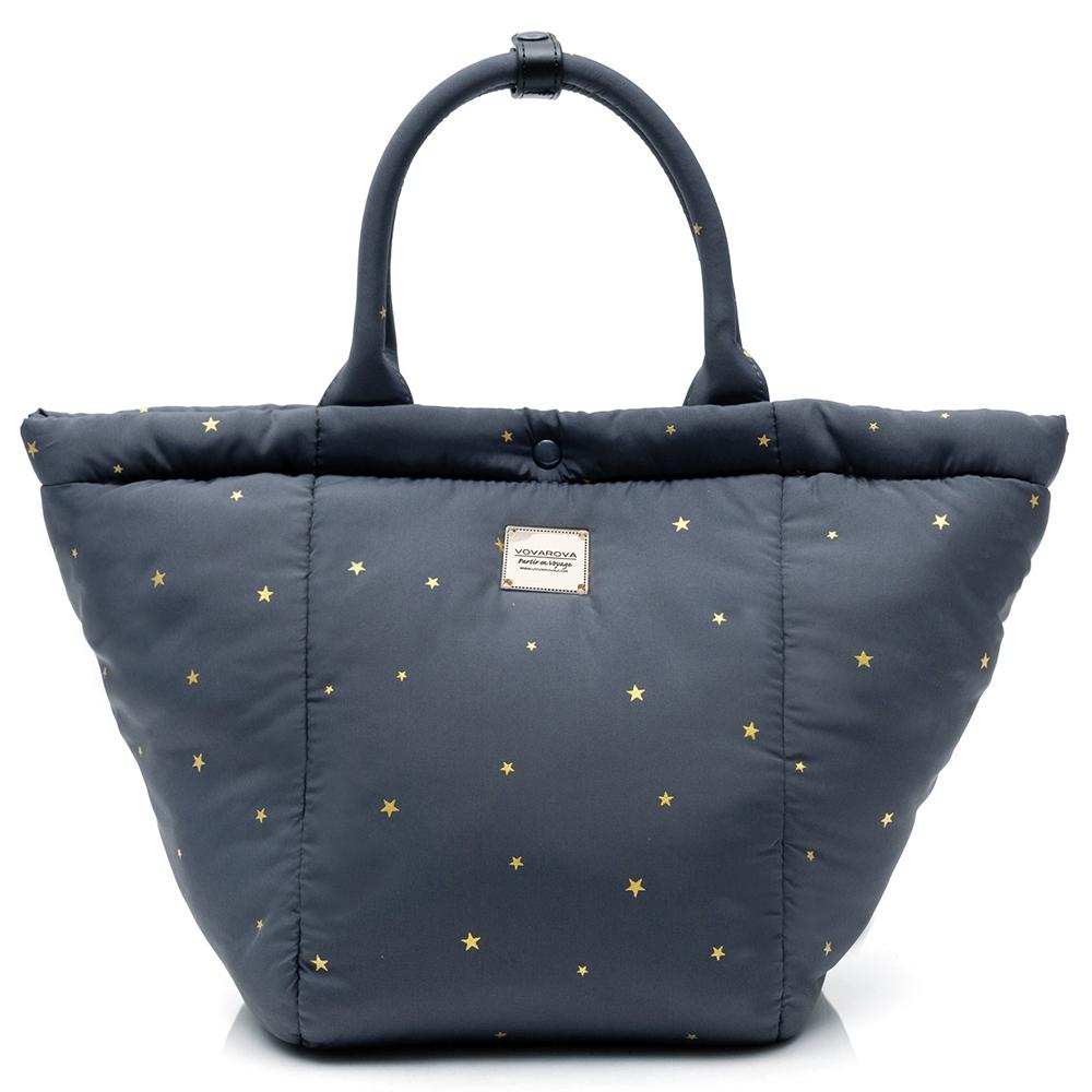 VOVAROVA空氣包-造型百變托特包-漫天小星星