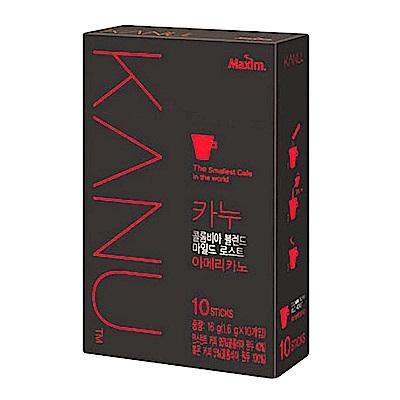 KANU 美式黑咖啡-輕度烘焙(16g)