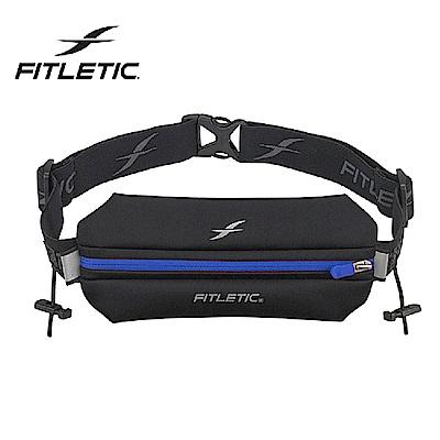 Fitletic NEO Racing Neoprene運動腰包N01R【黑藍】