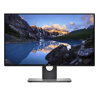 [無卡分期12期] DELL U2718Q 27型 IPS 4K薄邊框超廣角螢幕