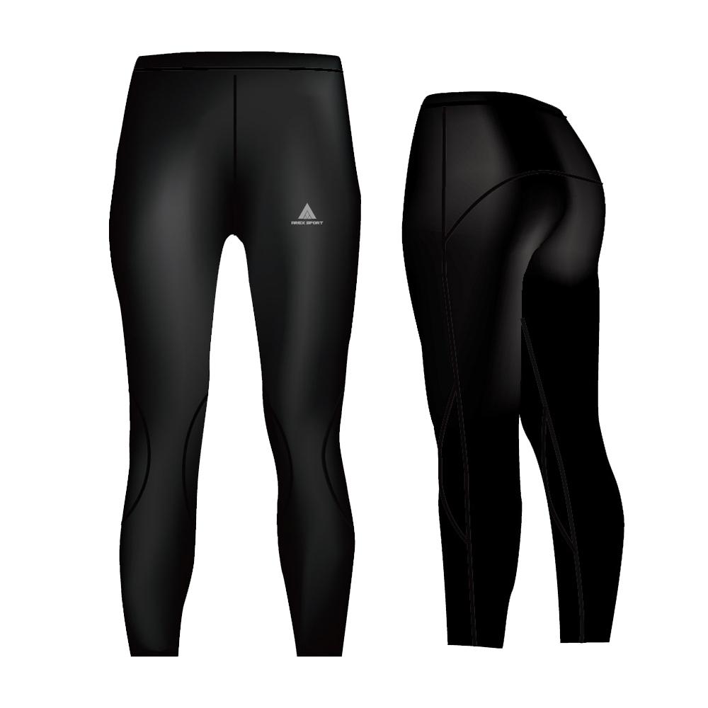 【AREX SPORT】 - 立體魔束提臀壓力褲 中度運動 瑜珈 健身 重訓