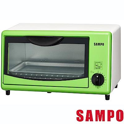 SAMPO聲寶-8L 小烤箱 KZ-SL08