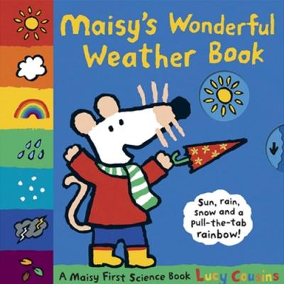 Maisy s Wonderful Weather Book 波波帶你體會天氣變化操作書