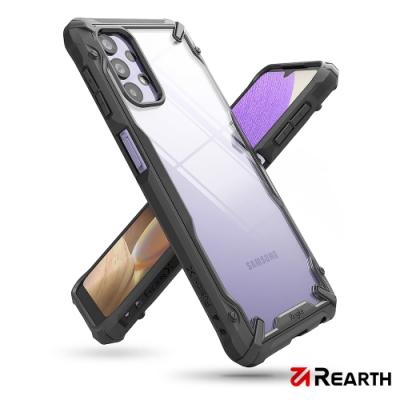 Rearth 三星 Galaxy A32 5G (Ringke Fusion X) 高質感保護殼(黑)