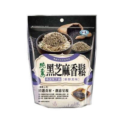 如意-黑芝麻素香鬆250g *3包