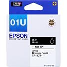 EPSON C13T01U150黑色墨水匣