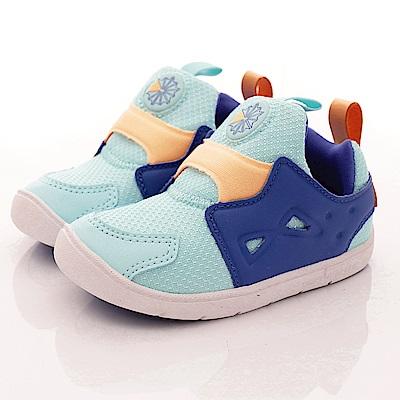 零碼-14cm Reebok頂級童鞋 運動鞋款 NI145藍粉