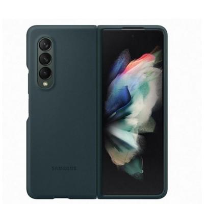 SAMSUNG  Galaxy Z Fold3 5G 矽膠薄型背蓋 【綠】