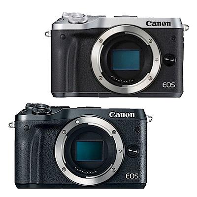 Canon EOS M6單機身 (公司貨)