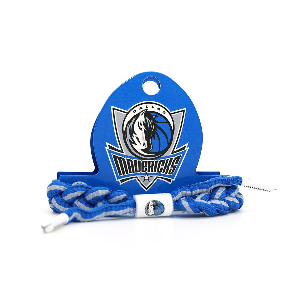 RASTACLAT NBA經典鞋帶手環 獨行俠 product image 1