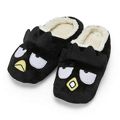 Sanrio 酷企鵝大臉造型女用絨毛室內拖鞋