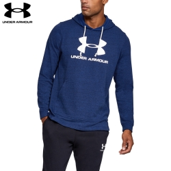 【UNDER ARMOUR】男 Sportstyle Terry連帽