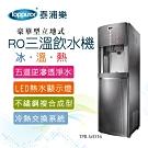 【Toppuror 泰浦樂】豪華立地智慧程控RO三溫冰溫熱飲水基本安裝(TPR-WD16)