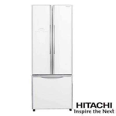HITACHI 日立家電 421公升 三門變頻冰箱 RG430