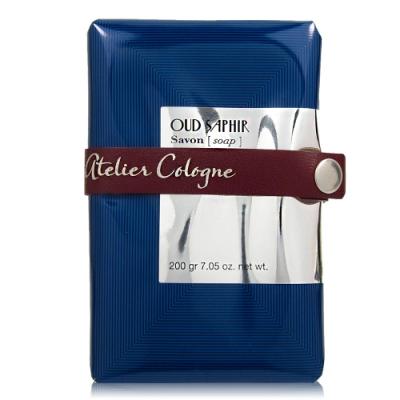 Atelier Cologne 歐瓏 Oud Saphir沉香藍寶石香氛皂200g 無盒版