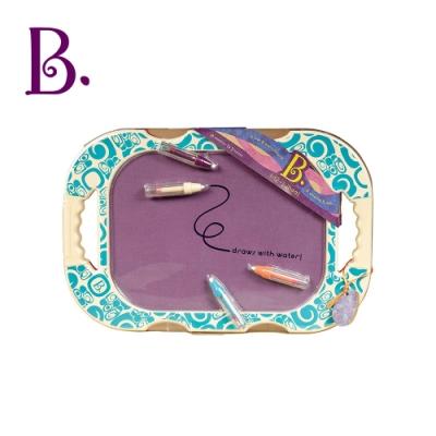 B.Toys H2哇!水畫板(白紫)