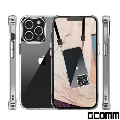 GCOMM iPhone 13 Pro 晶透厚盾抗摔殼 Clear Shield