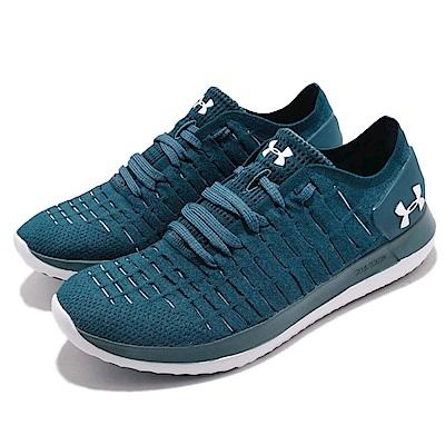 UA慢跑鞋Slingride 2低筒運動男鞋