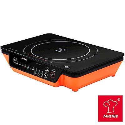 MULTEE摩堤 A4 Plus IH智慧電磁爐(橘)