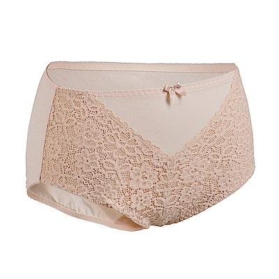 黛安芬-機能美型系列高腰內褲 M-EL(嫩膚)