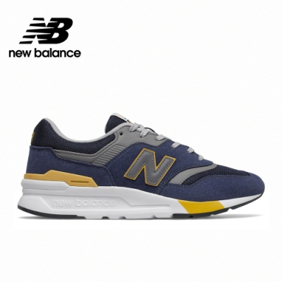 【New Balance】復古運動鞋_中性_深藍色_CM997HVG-D楦