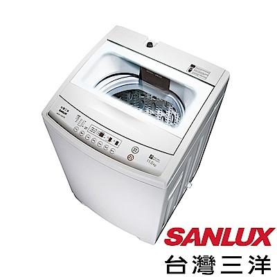SANLUX台灣三洋 11KG 定頻直立式洗衣機 ASW-110HTB