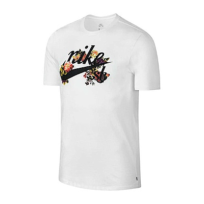 Nike T恤 SB Floral Tee 男款