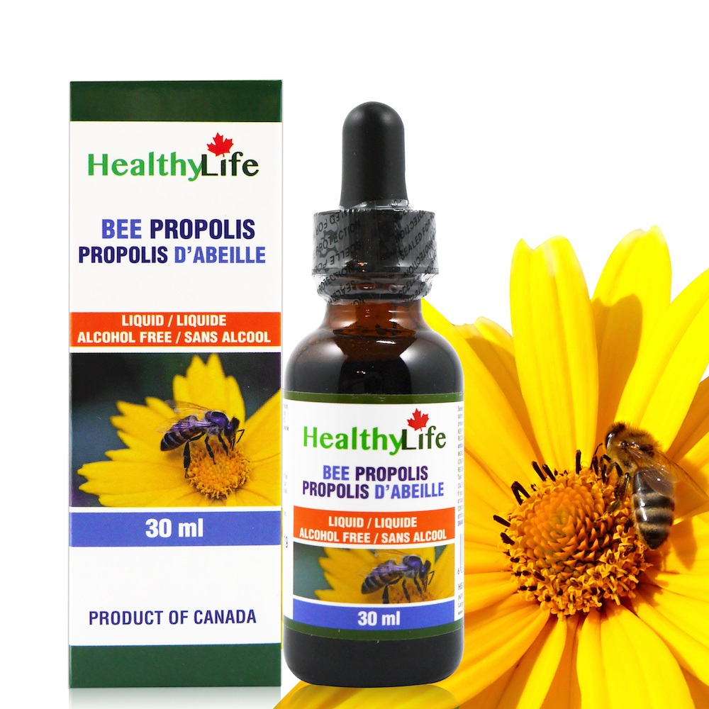 【Healthy Life加力活】蜂膠滴液Bee Propolis(30毫升/瓶) product image 1