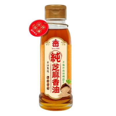 義美 100%純芝麻香油(110ml)