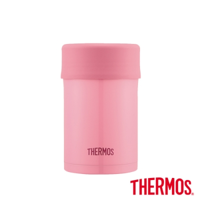 THERMOS膳魔師 不鏽鋼真空食物燜燒罐0.5L(JBN-500-PCH)