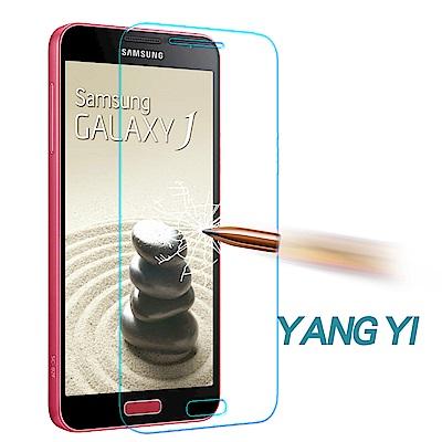 揚邑 Samsung Galaxy J7 2015 鋼化玻璃膜9H防爆抗刮防眩保...