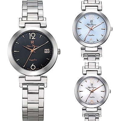 Olym Pianus 奧柏表 想樂份子流行腕錶