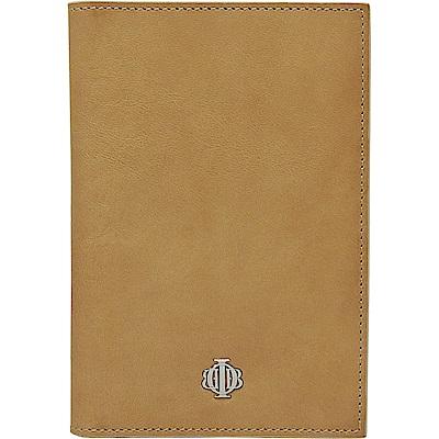 OBBI LAI 義大利牛皮旅行護照夾證件套