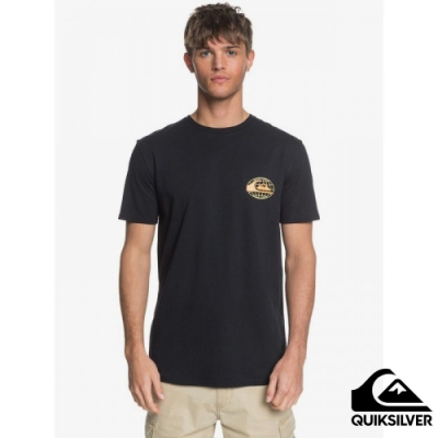 【QUIKSILVER】ROCK N STORMY SS T恤 黑色
