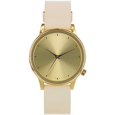 KOMONO Estelle Pastel 腕錶-法式裸/36mm