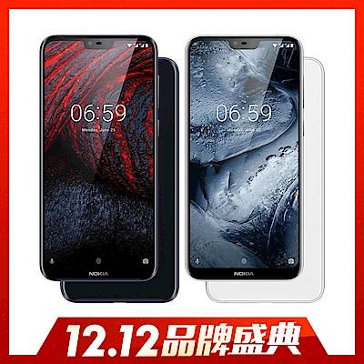 Nokia 6.1 Plus(4G/64G) 5.8吋八核雙卡智慧型手機