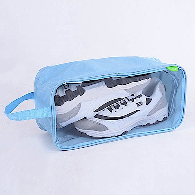 E.City_加大款旅行多功能防水透明視窗鞋袋萬用袋1入