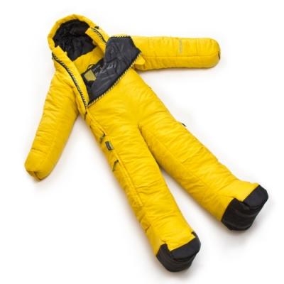 Selk Bag 神客睡袋人 4G Original 化纖保暖睡袋 檸檬黃 9°C